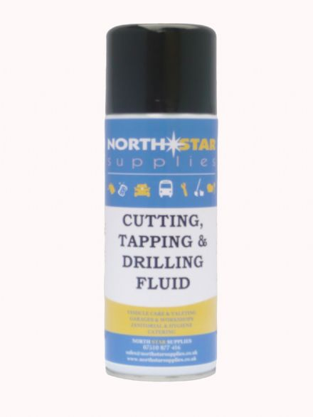 Cutting, Tapping & Drilling Fluid 400ml - North Star Supplies